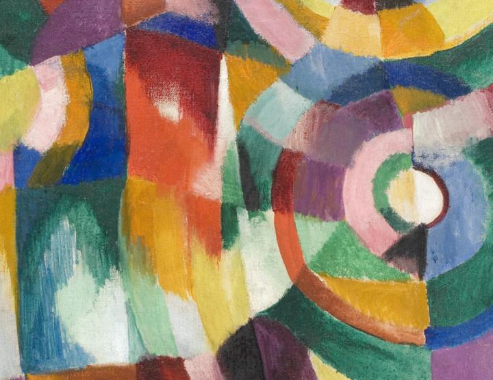 Sonia Delaunay au Musée d'Art moderne