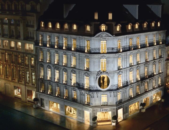 Dior, 30 avenue Montaigne, Editions Terre Bleue