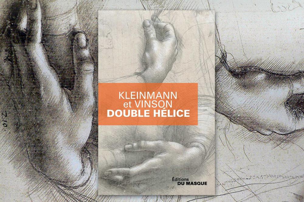 """""""Double hélice"""" de Kleinmann et Vinson - Editions du Masque"""