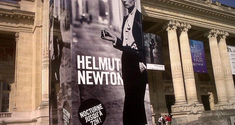 New Look sur Newton au Grand Palais