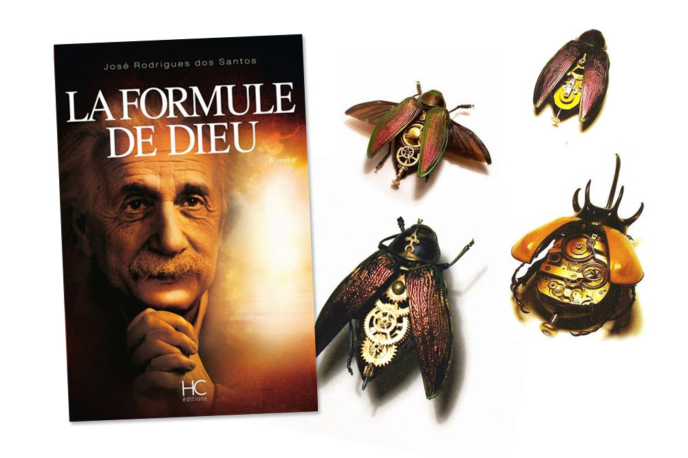 """""""La Formule de Dieu"""" de José Rodrigues dos Santos -  HC éditions"""