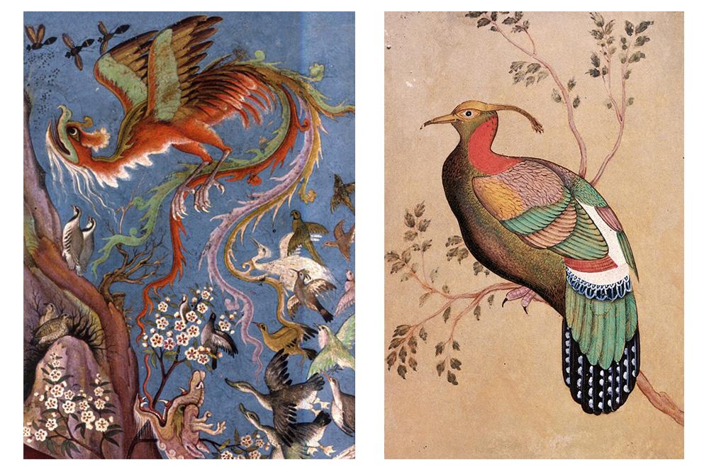 """""""Le Cantique des oiseaux"""" d'Attar -"""