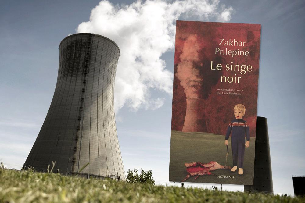 """""""Le singe noir"""", de Zakhar Prilepine, éditions Actes Sud"""