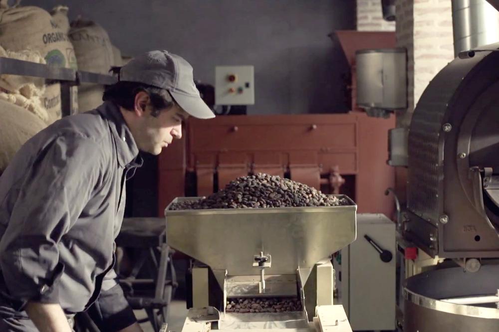 Fabrication du chocolat