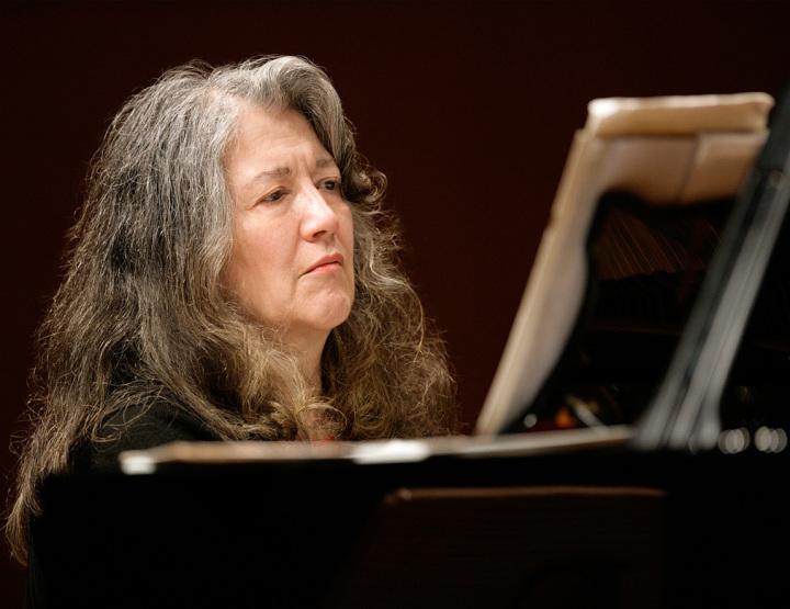 Martha Argerich, Buchet Chastel