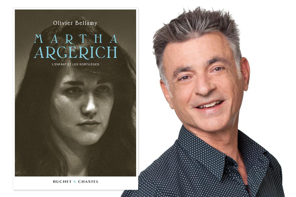 """""""Martha Argerich, l'enfant et les sortilges"""" d'Olivier Bellamy"""