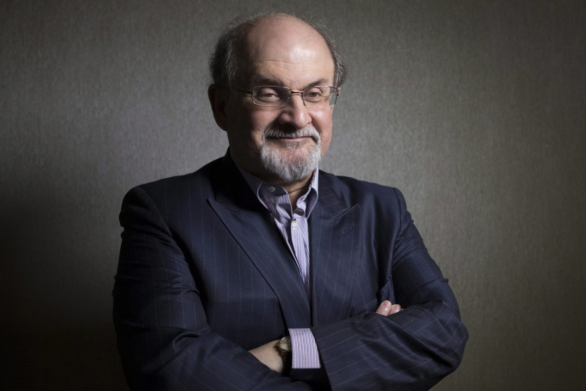 salman rushdie biographie