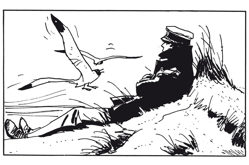 """La Venise de Hugo Pratt"", de Joël Gregogna, éditions Dervy"