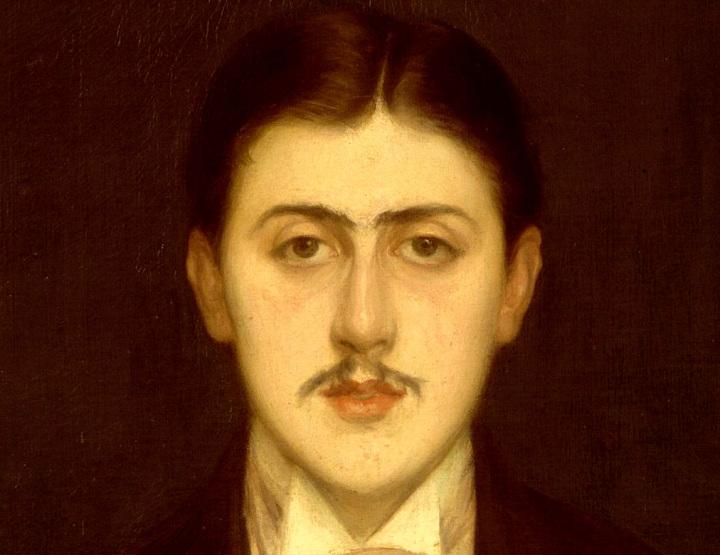Proust et l'obscur, Albin Michel