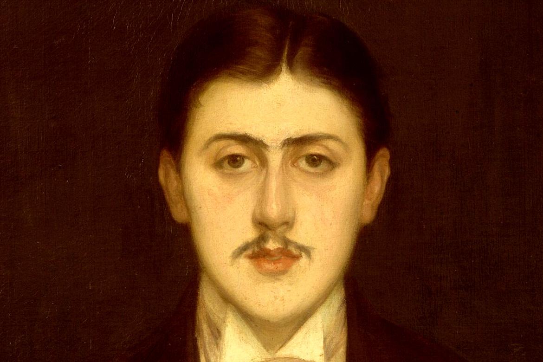 Marcel Proust : l'heure au noir