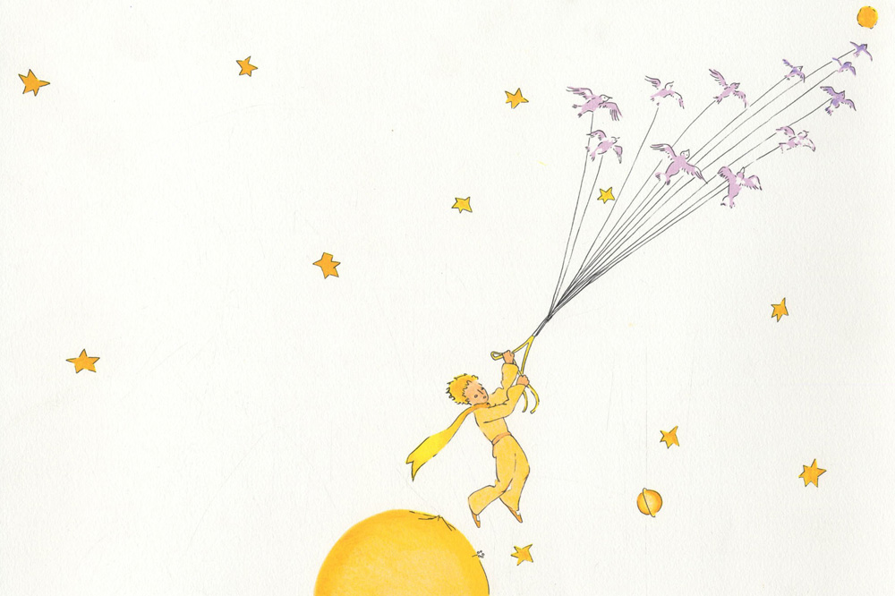 motifs and symbolism in the little prince a novella by antoine de saint exupery Metaphor and symbolism  i antoine de saint-exupéry: the little prince  fiction | 4 when saint-exupéry was three, his father died.