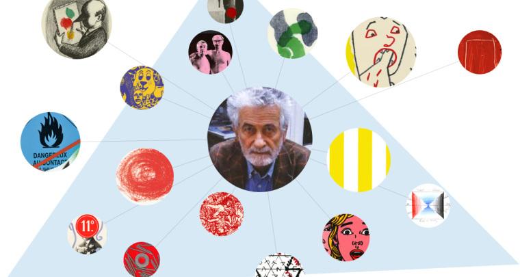 Baudouin Jannink, éditeur d'art contemporain