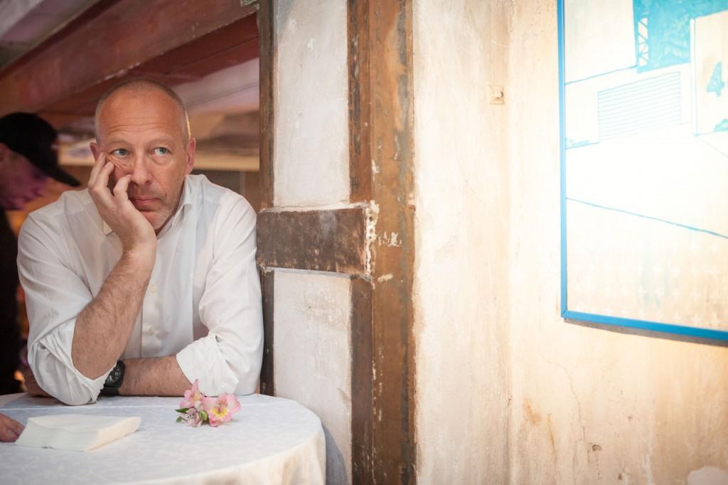 Christophe Balaresque,  directeur des relations avec les marques de luxe au sein d'Arjowiggins