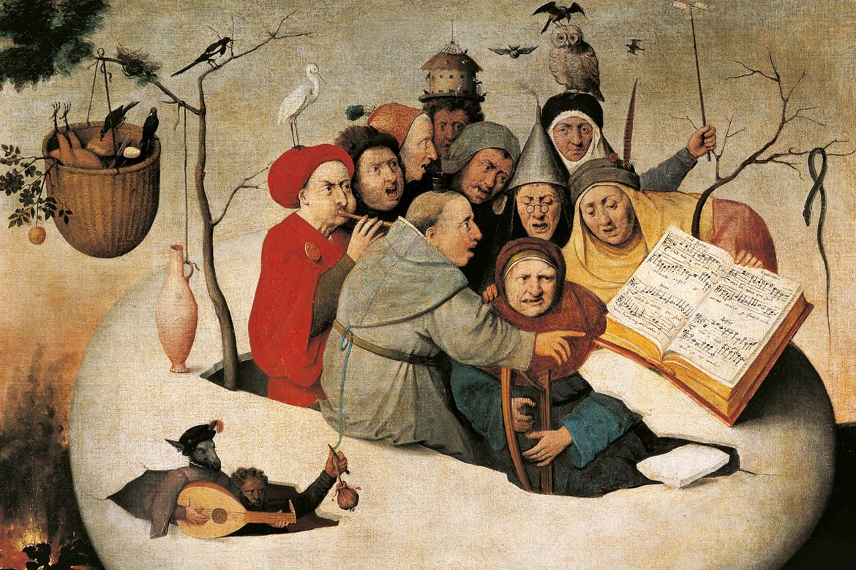 « Eloge de la folie illustré par les peintres de la Renaissance du Nord », d'Erasme, Diane de Selliers Editeur in. « La grande collection »