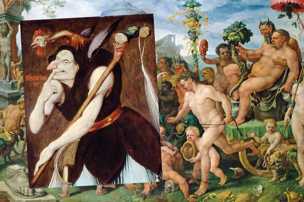 « Eloge de la folie illustré par les peintres de la Renaissance du Nord », d'Erasme, Diane de Selliers Editeur in. « La grande collection » ;