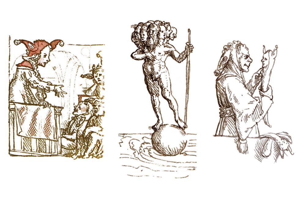 Gravures d'Hans Holbein, copyright Cabinet des estampes du Kunstmuseum de Bâle