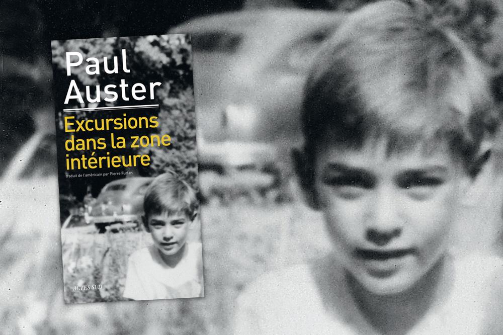 Excursions dans la zone intérieure, Paul Auster, Actes Sud