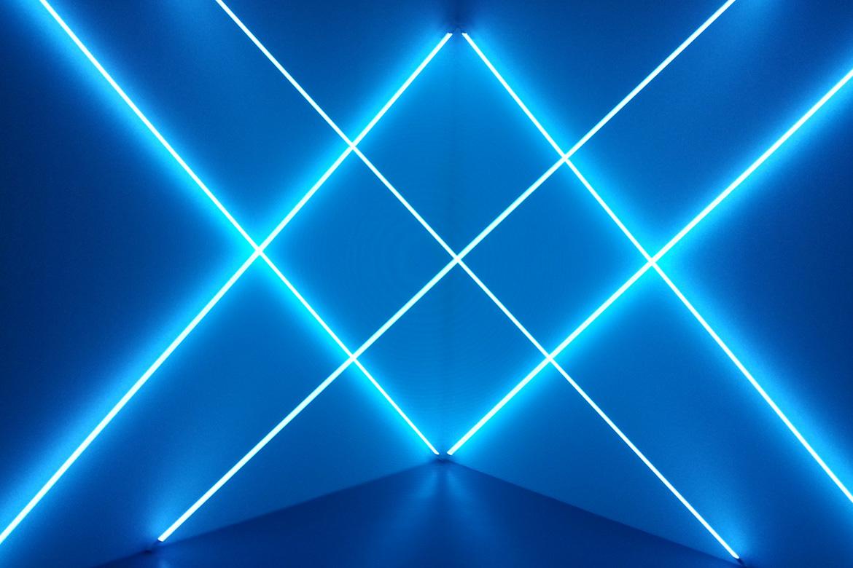 Expo Dynamo Grand Palais - Francois Morellet