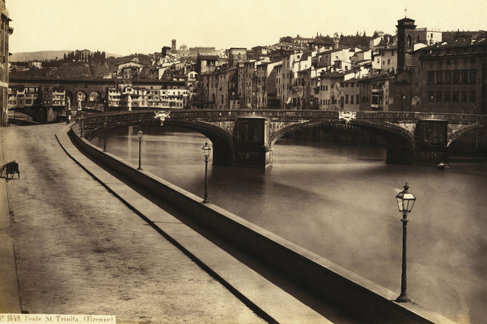 Vue de l'Arno - Florence