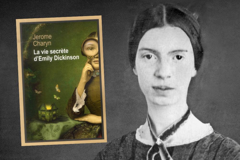 « La vie secrète d'Emily Dickinson », de Jerome Charyn, Editions Rivages