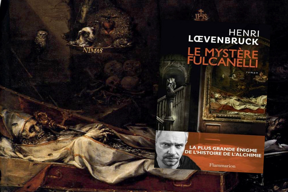 « Le Mystère Fulcanelli », d'Henri Lœvenbruck, Editions Flammarion