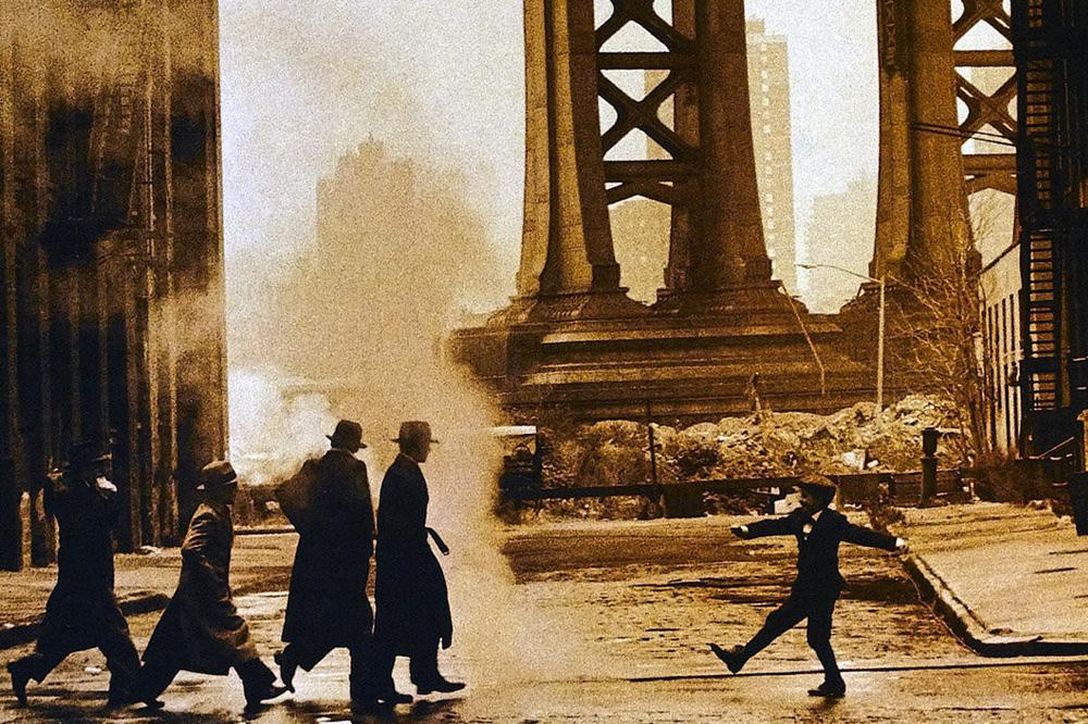 Il était une fois en Amérique (Once Upon a Time in America) est le dernier film réalisé par Sergio Leone sorti en 1984