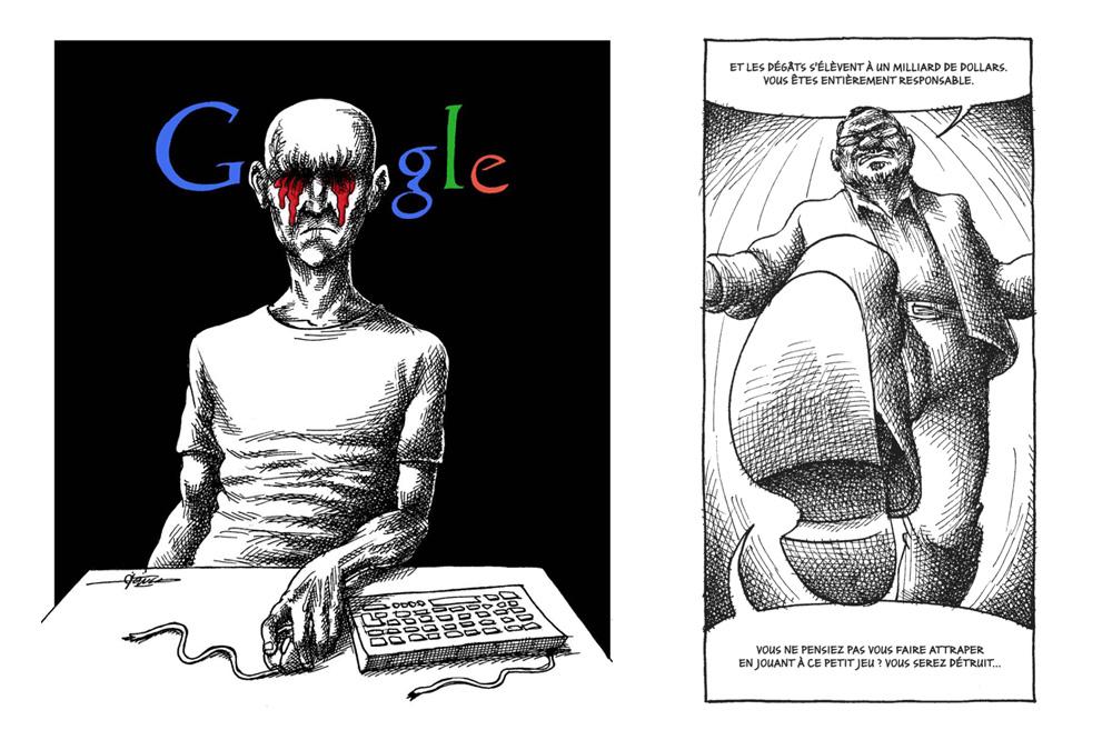 Dessins de presse de Mana-Neyestani