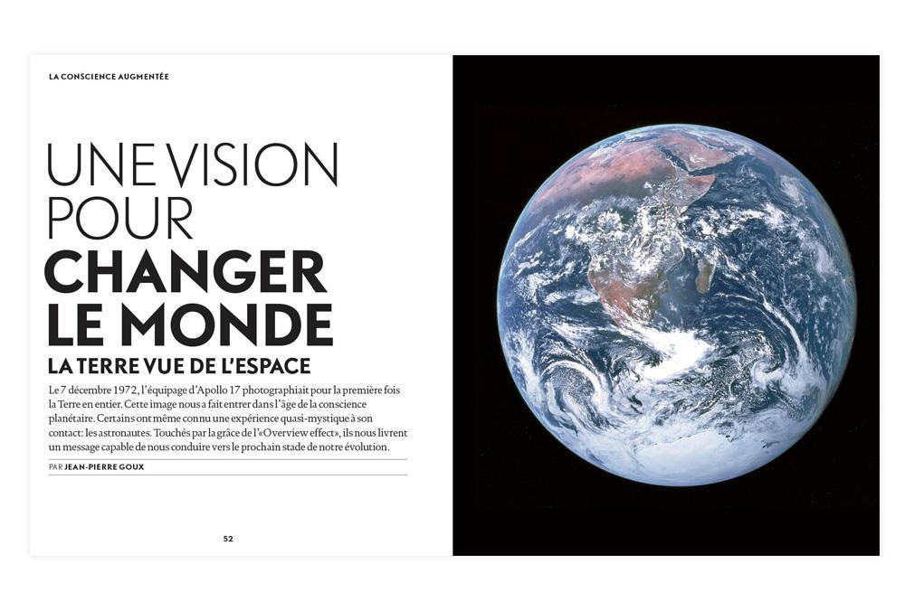 « Orbs, l'autre Planète » Une vision pour changer le monde