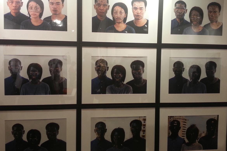 Art Paris Art Fair 2014 - Zhang Huan