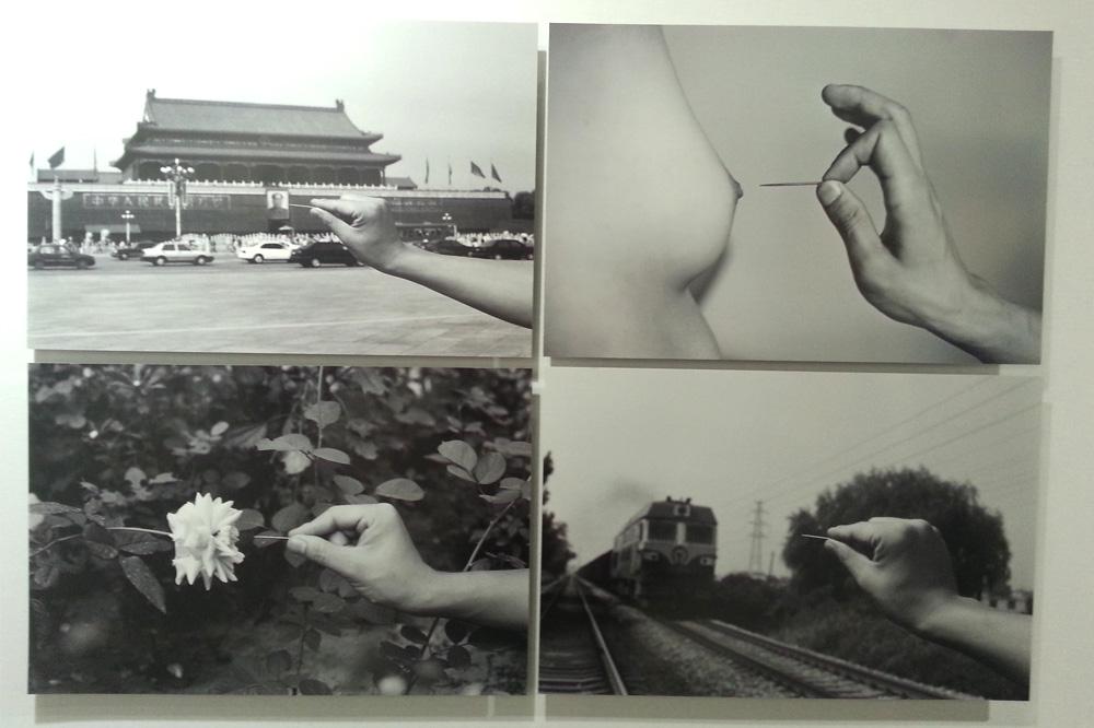 Photographie de He Yunchang