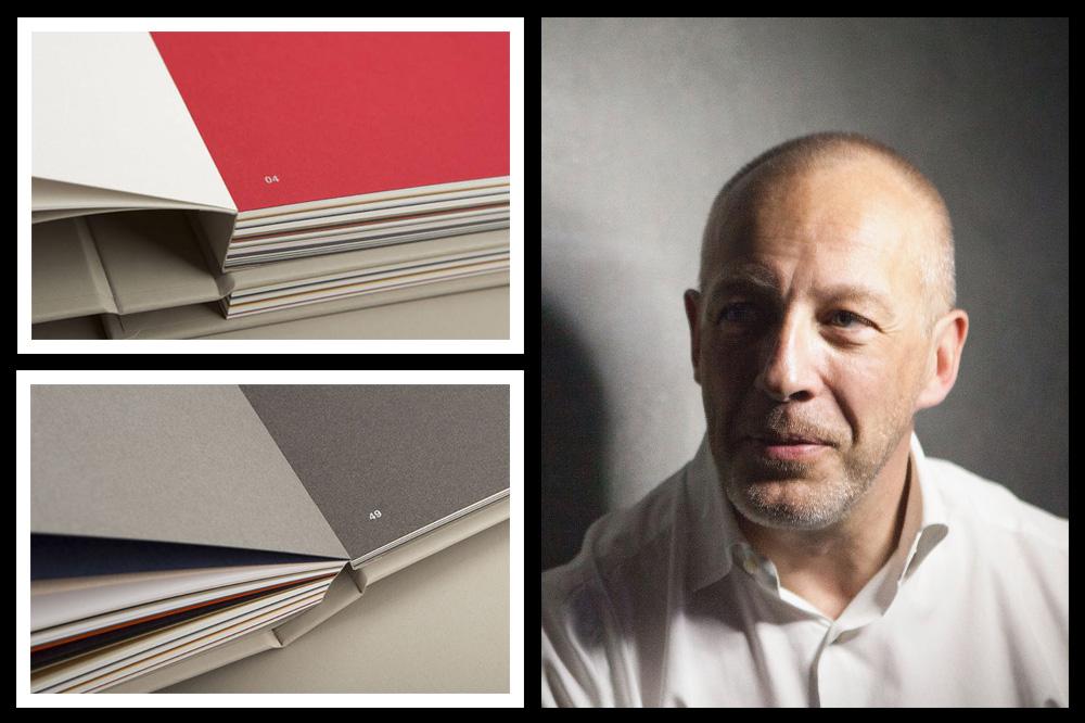 Christophe Balaresque, Directeur commercial des branches luxe et créative et Directeur du marketing de l'entreprise Arjowiggins