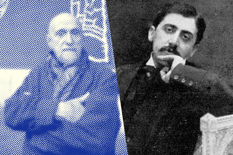 « Un amour de Swann », de Marcel Proust, orné par Pierre Alechinsky, Editions Gallimard