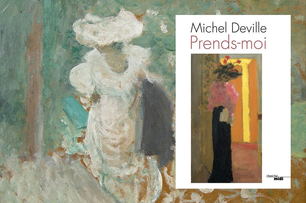 « Prends-moi », de Michel Deville, Cherche-Midi éditeur
