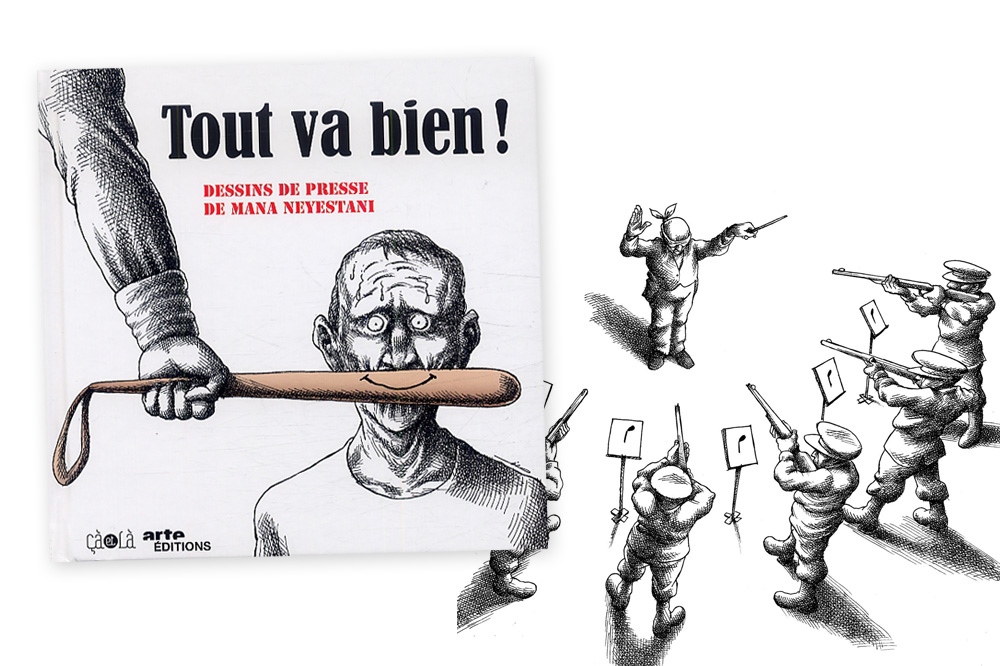 Mana-Neyestani - « Tout va bien ! » Ça et là/Arte Editions