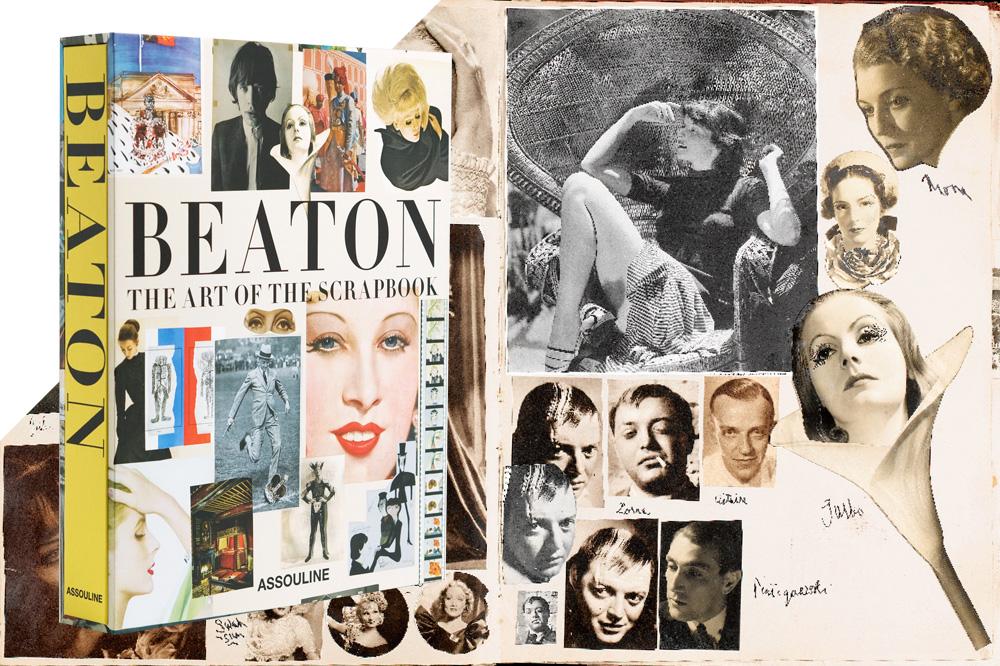 « Cecil Beaton. The Art of Scrapbook », sous la direction de James Danziger, éditions Assouline