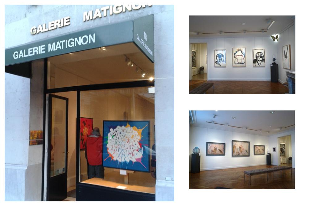 Galerie Matignon, 18 avenue Matignon, 75008