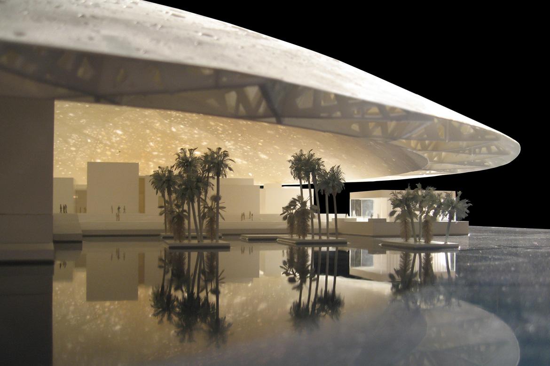 « Naissance d'un musée : Louvre Abu Dhabi », exposition au musée du Louvre
