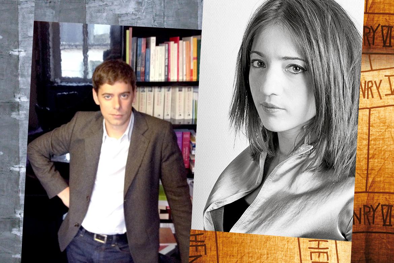Olivier Celik et Violaine Bouchard