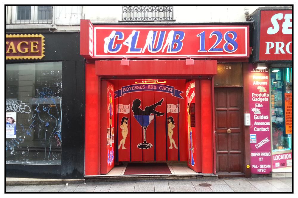 CLUB 88 - Club libertin - Sex-club -