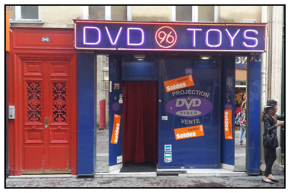 sex shop paris le sexe Vedeo
