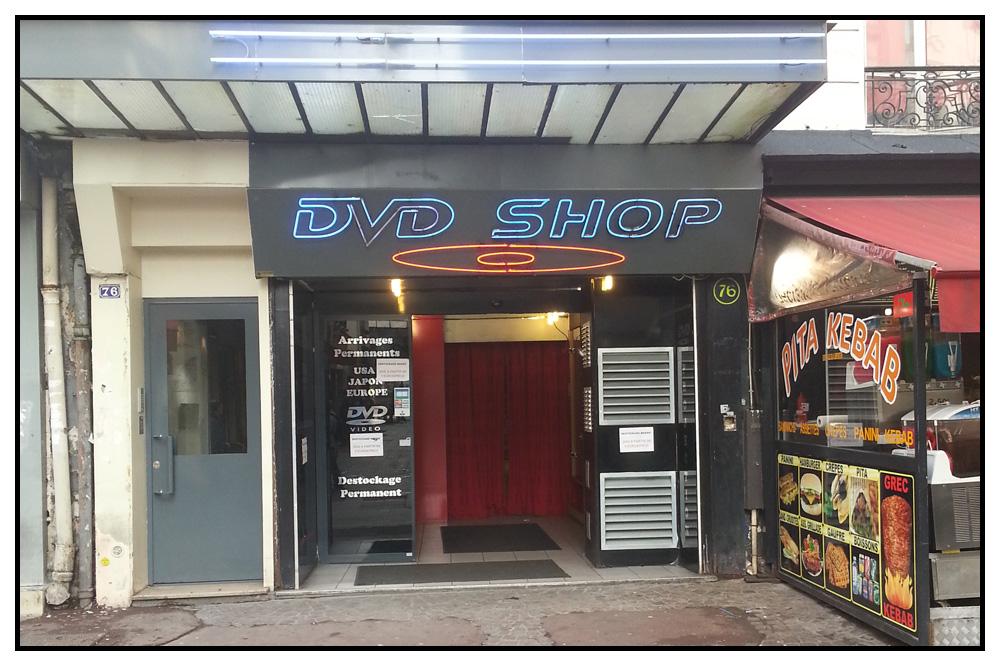 sexe française sex shop paris