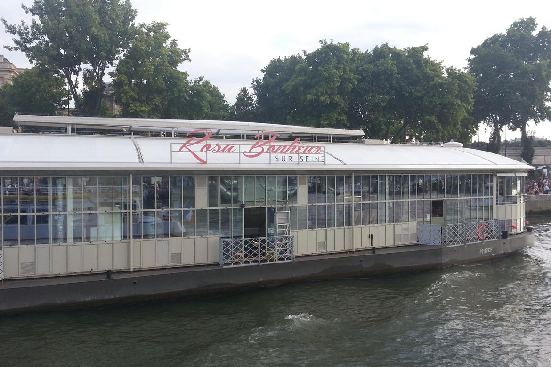 Paris est une fête - Rosa Bonheur sur Seine