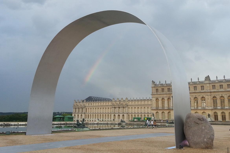 Paris est une fête - Lee Ufan au Château de Versailles