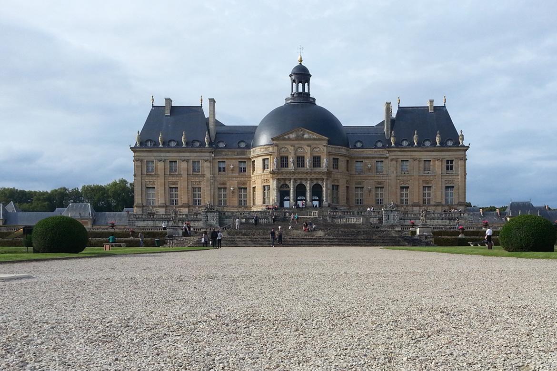 Paris est une fête - Château  Vaux le Vicomte