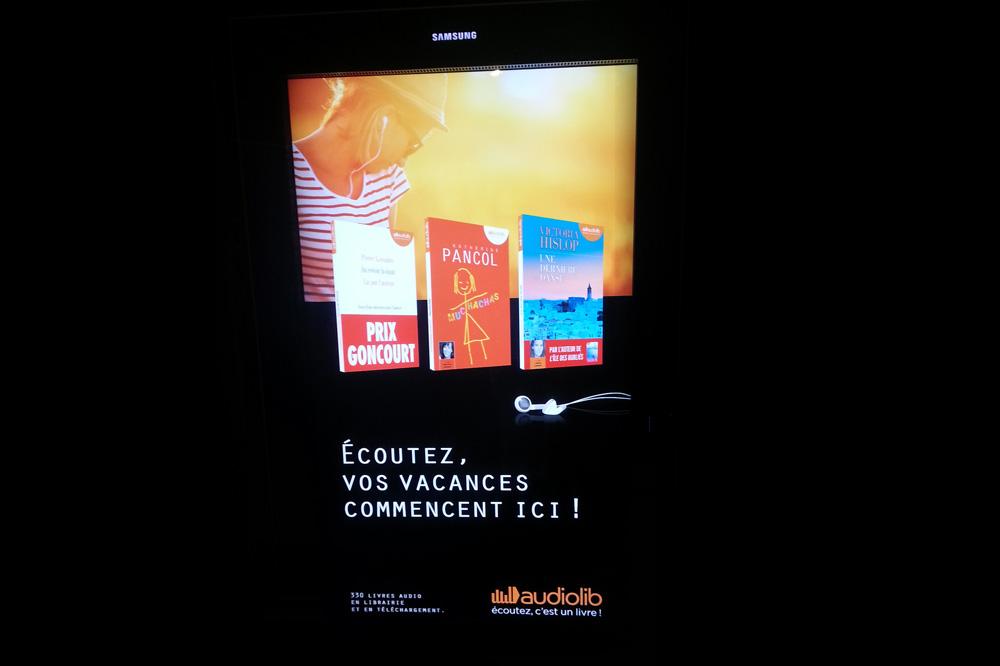 """""""Au revoir là-haut"""" de Pierre Lemaitre - """"Muchachas"""" de Katherine Pancol - """"Une dernière danse"""" de Victoria Hislop - Editions Audiolib"""