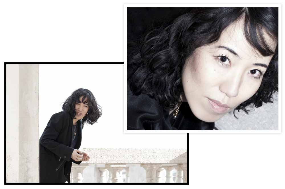 Ryoko Sekiguchi (copyright Felipe Ribon)