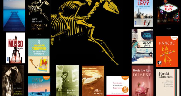 Métro Book : la rentrée littéraire 2014 se livre