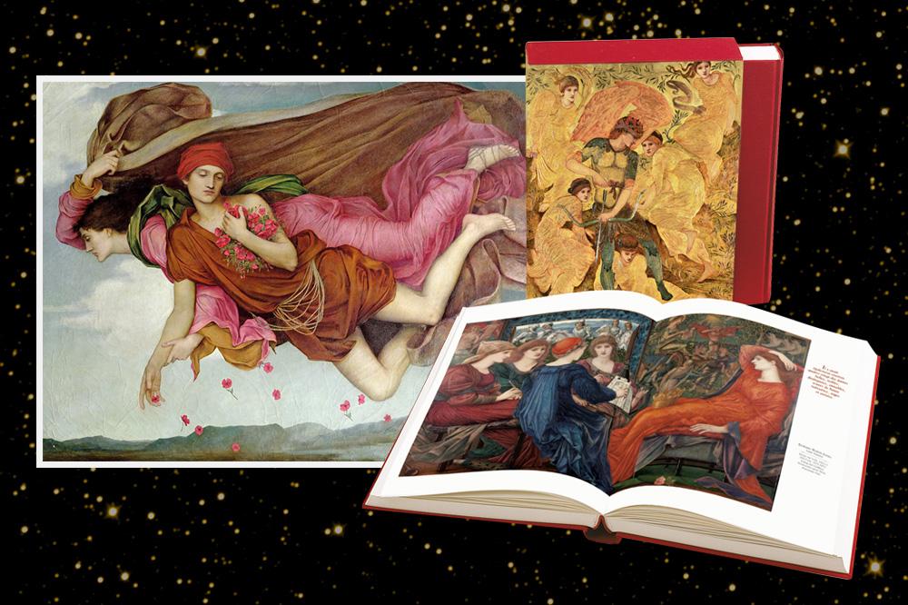 Yvain et Lancelot illustrés par la peinture préraphaélite, Chrétien de Troyes, Diane de Selliers Editeur, 448 pages, 195€ jusqu'au 31 janvier 2015, 230€ ensuite