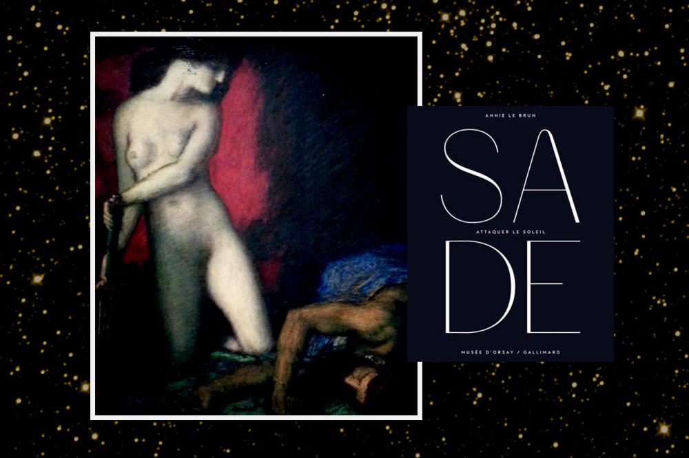 Sade. Attaquer le soleil, d'Annie Le Brun, éditions Gallimard, 336 pages, 350 ill. couleur, 45€