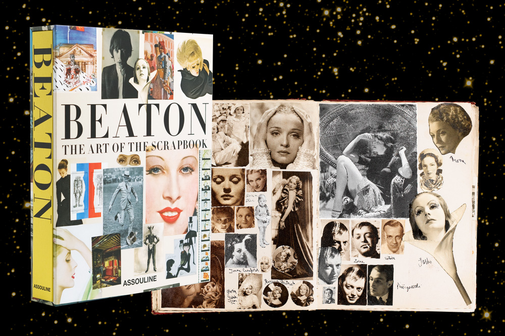 Cecil Beaton. The Art of Scrapbook, éditions Assouline, 392 pages, 210€